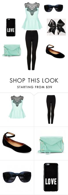 """""""regular"""" by shantie1 ❤ liked on Polyvore featuring City Chic, Topshop, Steve Madden, Apt. 9, Chanel and Givenchy"""