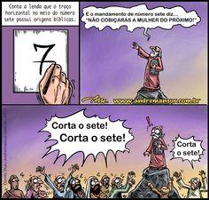 Sétimo Mandamento...