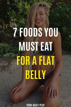 7 Foods You MUST Eat If You Want A Flat Belly Losing weight is hard. To calm the confusion a little, here are some staples that should always be included in your diet everyday for amazing weight loss. Weight Loss Challenge, Best Weight Loss, Weight Loss Tips, Belly Challenge, Lose Weight In A Week, How To Lose Weight Fast, Losing Weight, Weight Gain, Body Weight