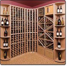 Maybe make a wine rack