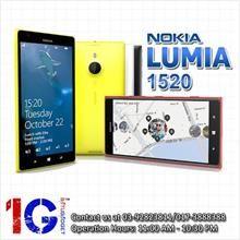 Nokia Lumia 1520 Original Set Avaxx, 6' HD Screen, 20MP Camera