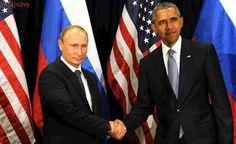 Neexistuje silný Putin, jen slabý Obama. Končící prezident to pořádně schytal