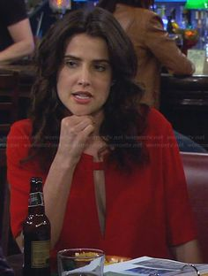 Robin Scherbatsky Fashion on How I Met Your Mother Robin Outfit, Chic Business Casual, Robin Scherbatsky, Elastic Heart, Canadian Actresses, How I Met Your Mother, Cut Out Top, Marvel Actors, I Meet You
