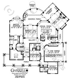 House plan in mind on pinterest floor plans house plans for Santa fe floor plans