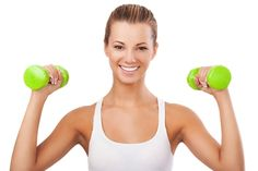 Learn the most effective exercises that will help you to increase your breast size