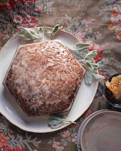 Honeycomb Cake Recipe