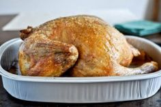 How to Roast a Chicken | How Sweet It Is