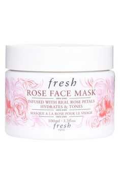 Fresh®+'Rose'+Face+Mask+(Limited+Edition)+available+at+#Nordstrom