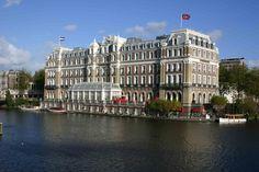 Dicas de hotéis em Amsterdam: Intercontinental Amstel