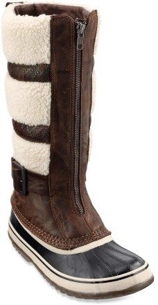 sorel boots - must have for winter. I love mine