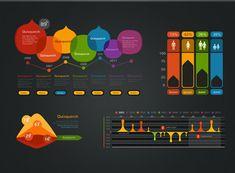 Premium UI Kits for Infographic Design