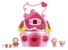 Lalaloopsy Tinies Houses Jewel's House