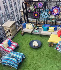 Apartment Balcony Decorating, Hallway Decorating, Home Room Design, House Design, Backyard Restaurant, Coffee Shop Design, Terrace Design, Terrace Garden, Home Decor Furniture