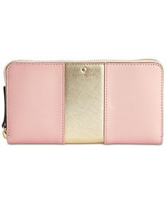 kate spade new york Cedar Street Racing Stripe Lacey Continental Wallet