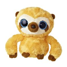 YooHoo and Friends Speedee the 5 Inch Plush Sloth by Aurora at Stuffed Safari