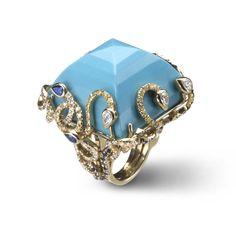 Staurino Fratelli's ring