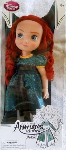New Merida doll