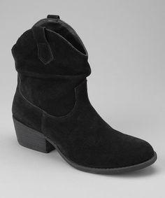 white mountain black slammin boot