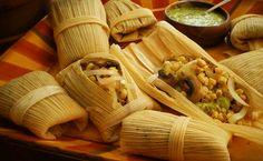 Tamales de Quinoa