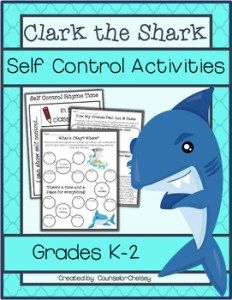Self Control Activities: Clark the Shark Social Skills Activities, Counseling Activities, Therapy Activities, Group Counseling, Therapy Ideas, Social Games, Group Activities, Play Therapy, Physical Activities