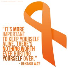 self harm awareness day