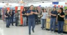 "Footage Shows Walmart Using Creepy ""Team"" Chants to Try to Motivate Workers"