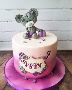 Tatty Teddy cake Tatty Teddy, Cakes, Desserts, Food, Deserts, Kuchen, Dessert, Meals, Torte