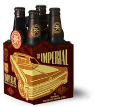 72 Imperial Colorado Micro Brew.  Yum!  This has an excellent ... the finish is sweet and easy.  A wonderful dessert.