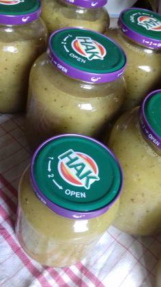 Fruit Preserves, Vegan Sweets, Pickles, Paleo, Meat, Canning, Vegetables, Chutney, Food