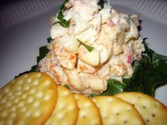 Reel Good Recipes - Great Recipes Inspired by Great Movies: Quick & Easy Crab and Macaroni Salad