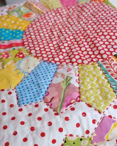 Learn how to create quilts like this one with these free designs and quilt block instructions.