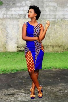 Very SImple and Unique Ankara style