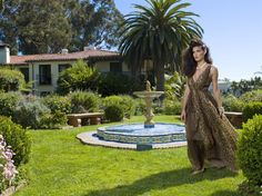 NCIS: Los Angeles | Daniela Ruah | June issue of Watch! | Free Subscription at: http://cbswatchmagazine.com/pinsub