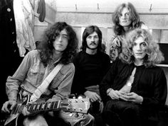 Led Zeppelin. (Walter/WireImage)