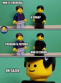 Lego Humor, Lego Memes, Memes Humor, Funny Jokes, Hilarious, Happy Photos, Funny Photos, Funny Images, Goku Meme