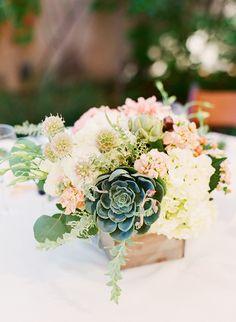 Photography : Janae Shields Photography Read More on SMP: http://www.stylemepretty.com/california-weddings/sonoma/2015/11/05/rustic-romantic-ramekins-culinary-institute-wedding/