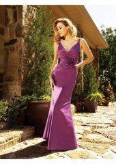A-ligne simple robe de demoiselle d'honneur Pretty AXBD217