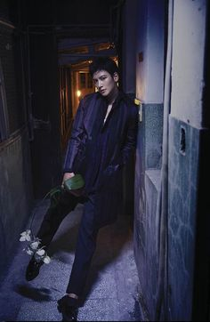 [Magazine] Ji Chang Wook goes dark for Men's Uno (updated with video) | Ji Chang Wook's Kitchen
