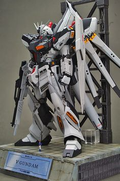 GUNDAM GUY: Dengeki Gunpla King 2015 Model Contest [電撃ガンプラ 王2015] - Open Category Image Gallery [Part 1]