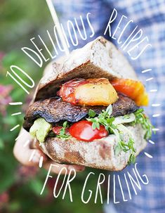 Fire Up The Grill: Our Favorite Grilling Recipes - Design*Sponge