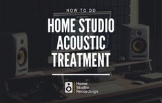 Don't let bad room acoustics get in the way of your recordings. Let us help you get the right acoustic treatment for your home recording studio. Recording Studio Microphone, Recording Studio Setup, Recording Studio Equipment, Studio Photos, Photo Studio, Bass Trap, Room Acoustics, Home Studio Music, Acoustic Panels