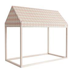 Child Hut Pink Scales - NOBODINOZ - Children Room Decoration