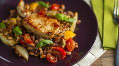 Summer Pork and Fennel Fennel, Pork, Beef, Chicken, Summer, Recipes, Kale Stir Fry, Meat, Summer Time