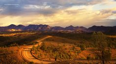 https://flic.kr/p/QKUzrX | Bunyeroo Valley [Explored] | Last light over Bunyeroo Valley in the Flinders Ranges south Australia www.instagram.com/jacquibarkerphotography/  www.facebook.com/jacquibarkerphotography/