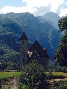Thethi Church
