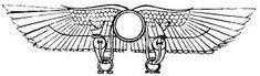 Winged sun - Wikipedia, the free encyclopedia