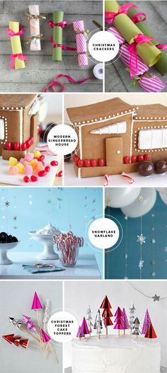 Fun Christmas Diy Ideas From Oh Happy Day!