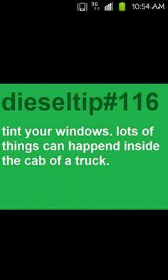 Diesel trucks ♥