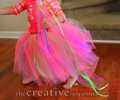 The Creative Imperative: What Goes with a Tutu? A Princess Wand!