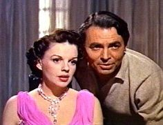 Judy Garland and James Mason  'A Star Is Born' is an American musical made in 1954, by director, George Cukor, and starring Judy Garland and James Mason.